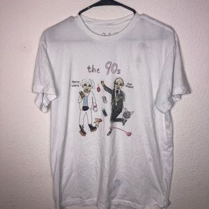 90s style Betty what and bob baker tee size m